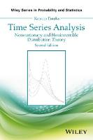 Tanaka, Katsuto - Time Series Analysis: Nonstationary and Noninvertible Distribution Theory (Wiley Series in Probability and Statistics) - 9781119132097 - V9781119132097