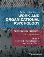 - An Introduction to Work and Organizational Psychology: An International Perspective - 9781119168027 - V9781119168027