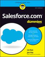 Kao, Liz, Paz, Jon - Salesforce.com For Dummies - 9781119239314 - V9781119239314