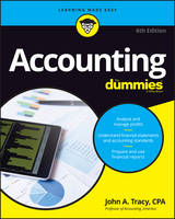 Tracy, John A. - Accounting For Dummies - 9781119245483 - V9781119245483