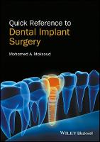 Maksoud, Mohamed A. - Quick Reference to Dental Implant Surgery - 9781119290124 - V9781119290124