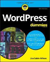 Sabin-Wilson, Lisa - WordPress For Dummies (For Dummies (Computer/Tech)) - 9781119325925 - V9781119325925