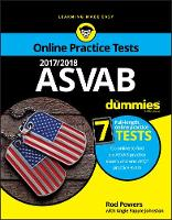 Powers, Rod - 2017/2018 ASVAB For Dummies with Online Practice (For Dummies (Career/Education)) - 9781119365655 - V9781119365655