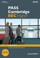 Wood, Ian, Williams, Anne, Pile, Louise, Whitehead, Russell, Black, Michael - PASS Cambridge BEC Higher - 9781133313229 - V9781133313229