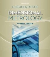 Dotson, Connie - Fundamentals of Dimensional Metrology - 9781133600893 - V9781133600893