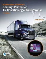 Dixon, John - Modern Diesel Technology: Heating, Ventilation, Air Conditioning & Refrigeration - 9781133716259 - V9781133716259