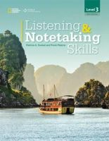 Dunkel, Patricia A.; Pialorsi, Frank P. - Listening & Notetaking Skills3 Student Book Advanced Listen - 9781133950578 - V9781133950578
