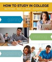 Pauk, Walter, Owens, Ross J.Q. - How to Study in College - 9781133960782 - V9781133960782
