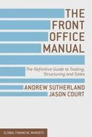 Sutherland, Andrew; Court, Jason - The Front Office Manual - 9781137030689 - V9781137030689