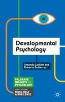 Ludlow, Amanda, Gutierrez, Roberto - Developmental Psychology (Palgrave Insights in Psychology Series) - 9781137325006 - V9781137325006