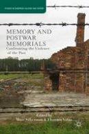 - Memory and Postwar Memorials - 9781137343512 - V9781137343512