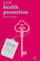 Laverack, Glenn - A-Z of Health Promotion - 9781137350480 - V9781137350480