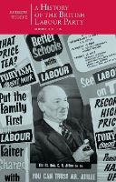 Thorpe, Andrew - A History of the British Labour Party (British Studies Series) - 9781137409829 - V9781137409829