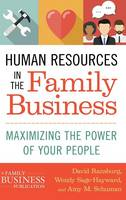 Schuman, Amy M.; Ransburg, David; Sage-Hayward, Wendy - Human Resources in the Family Business - 9781137444264 - V9781137444264