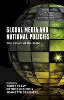 - Global Media and National Policies (Palgrave Global Media Policy and Business) - 9781137493941 - V9781137493941