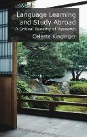 Kinginger, Celeste - Language Learning and Study Abroad: A Critical Reading of Research - 9781137504548 - V9781137504548