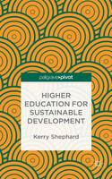 Shephard, Kerry - Higher Education for Sustainable Development - 9781137548405 - V9781137548405