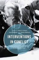 - Interventions in Conflict: International Peacemaking in the Middle East - 9781137564672 - V9781137564672
