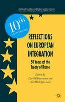 - Reflections on European Integration - 9781137574848 - V9781137574848