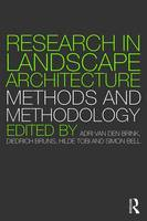 - Research in Landscape Architecture: Methods and Methodology - 9781138020931 - V9781138020931