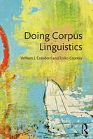 Crawford, William, Csomay, Eniko - Doing Corpus Linguistics - 9781138024618 - V9781138024618