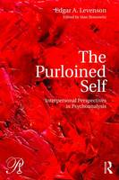 Levenson, Edgar A. - The Purloined Self: Interpersonal Perspectives in Psychoanalysis (Psychoanalysis in a New Key Book Series) - 9781138101661 - V9781138101661