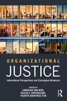 - Organizational Justice: International perspectives and conceptual advances - 9781138124387 - V9781138124387