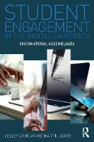 Gourlay, Lesley, Oliver, Martin - Student Engagement in the Digital University: Sociomaterial Assemblages - 9781138125391 - V9781138125391
