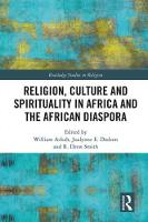 - Religion, Culture and Spirituality in Africa and the African Diaspora (Routledge Studies in Religion) - 9781138205840 - V9781138205840