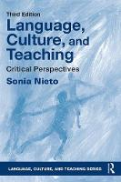 Nieto, Sonia - Language, Culture, and Teaching: Critical Perspectives (Language, Culture, and Teaching Series) - 9781138206151 - V9781138206151