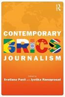 - Contemporary BRICS Journalism: Non-Western Media in Transition (Internationalizing Media Studies) - 9781138217331 - V9781138217331