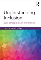 - Understanding Inclusion: Core Concepts, Policy and Practice - 9781138241688 - V9781138241688