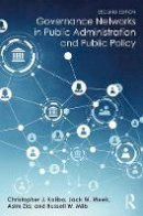 Koliba, Christopher J., Meek, Jack W., Zia, Asim, Mills, Russell W. - Governance Networks in Public Administration and Public Policy - 9781138286108 - V9781138286108