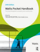- Watts Pocket Handbook - 9781138665958 - V9781138665958