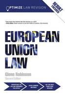 Robinson, Glenn - Optimize European Union Law - 9781138670839 - V9781138670839