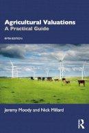 Moody, Jeremy, Millard, Nick - Agricultural Valuations - 9781138678057 - V9781138678057
