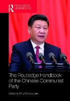- Routledge Handbook of the Chinese Communist Party - 9781138684430 - V9781138684430