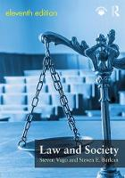 Vago, Steven, Barkan, Steven E. - Law and Society - 9781138720923 - V9781138720923