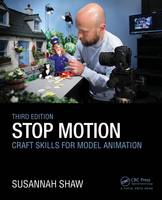 Shaw, Susannah - Stop Motion: Craft Skills for Model Animation - 9781138779310 - V9781138779310