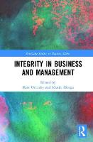 - Integrity in Business and Management (Routledge Studies in Business Ethics) - 9781138808775 - V9781138808775
