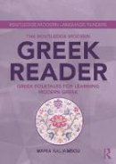 Kaliambou, Maria - The Routledge Modern Greek Reader: Greek Folktales for Learning Modern Greek - 9781138809628 - V9781138809628