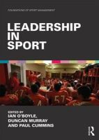 - Leadership in Sport (Foundations of Sport Management) - 9781138818255 - V9781138818255