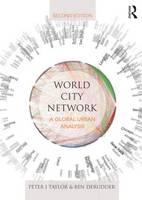 Taylor, Peter J., Derudder, Ben - World City Network: A global urban analysis - 9781138843578 - V9781138843578
