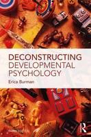 Burman, Erica - Deconstructing Developmental Psychology - 9781138846968 - V9781138846968