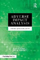 - Adverse Impact Analysis: Understanding Data, Statistics, and Risk - 9781138855854 - V9781138855854