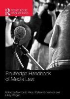- Routledge Handbook of Media Law - 9781138858886 - V9781138858886