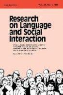 . Ed(s): Sheldon, Amy - Constituting Gender Through Talk in Childhood - 9781138876736 - V9781138876736