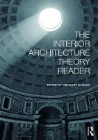 - The Interior Architecture Theory Reader - 9781138911086 - V9781138911086