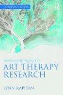 Kapitan, Lynn - Introduction to Art Therapy Research - 9781138912854 - V9781138912854