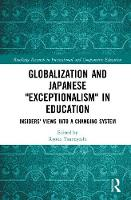 - Globalization and Japanese